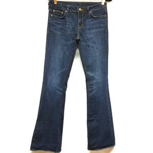 Buffalo by David Bitton Felow Mid Rise Flare Jeans